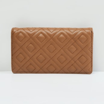 MAX Quilted Sling Wallet
