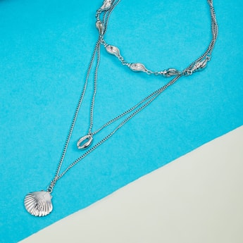 MAX Layered Pendant Necklace
