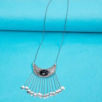 MAX Embellished Bib Necklace
