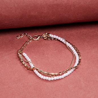MAX Embellished Charm Bracelet
