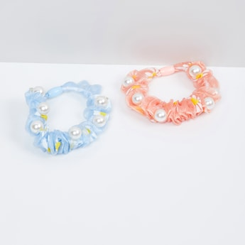 MAX Embellished Rubberband - Set of 2