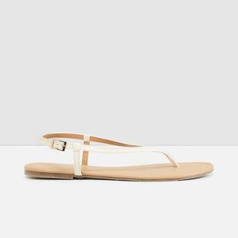 MAX T-strap Sling Back Sandals
