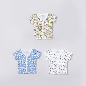 MAX Printed T-shirts - Set of 3