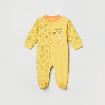 MAX Printed Sleepsuit