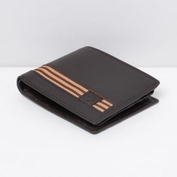 MAX Striped Bi-Fold Wallet