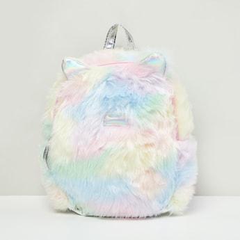 MAX Plush Backpack with Adjustable Shoulder Straps