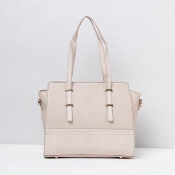 MAX Textured Handbag