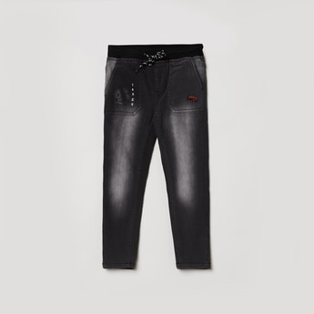 MAX Washed Slim Fit Jeans