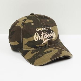 MAX Camouflage Printed Cap