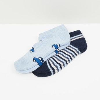 MAX Printed Socks-Set of 2