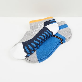 MAX Textured Knit Socks - Pack of 2