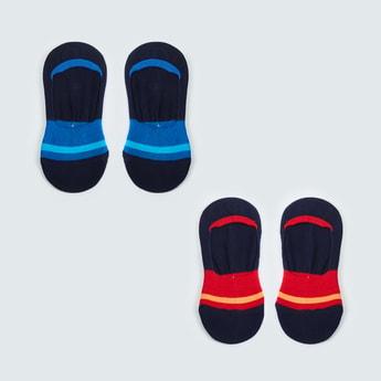 MAX Printed Knit Socks - Pack of 2
