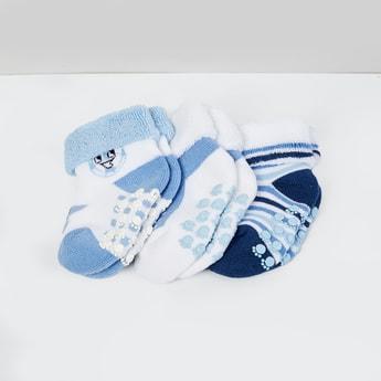 MAX Printed Socks - Pack of 3