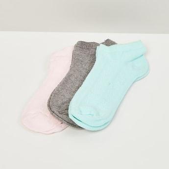 MAX Textured Socks - Set of 3