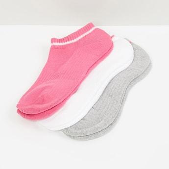 MAX Jacquard Patterned Socks-Set of 3