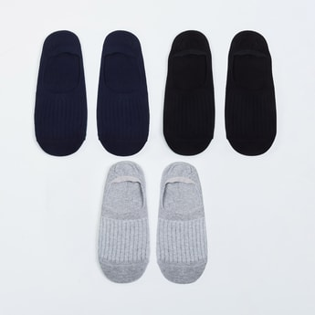 MAX Patterned Knit Socks- Pack of 3