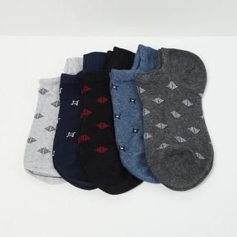 MAX Printed Socks- Set of 5