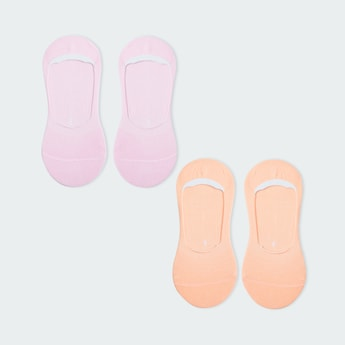 MAX Solid Footlets- Set of 2