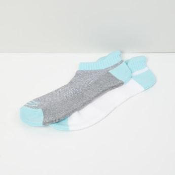 MAX Colourblocked Socks- Set of 2