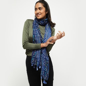 MAX Textured  Scarf