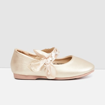 MAX Embellished Mary Janes