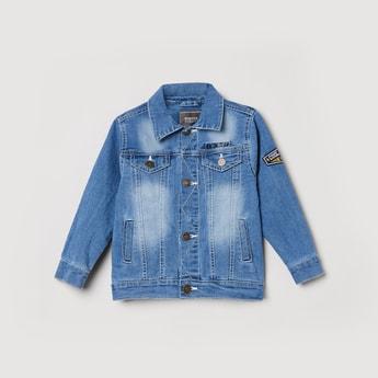 MAX Washed Denim Jacket
