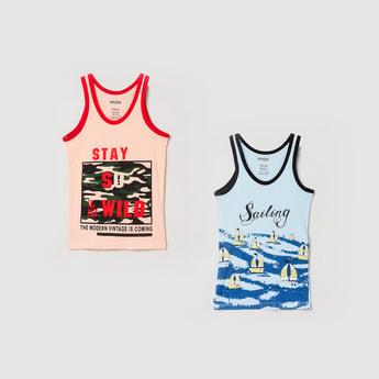 MAX Printed Vests - Set of 2