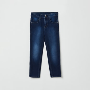 MAX Medium-washed Slim Fit Jeans