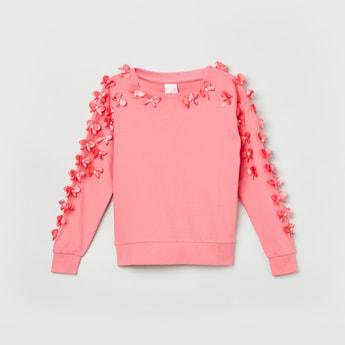 MAX Embellished Sweatshirt