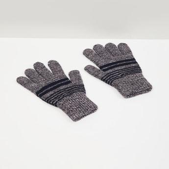MAX Striped Gloves