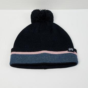 MAX Colourblocked Beanie Cap