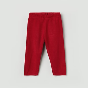 MAX Solid Knitted Pants