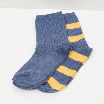 MAX Textured Socks - Set of 2