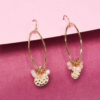 MAX Embellished Drop Earrings