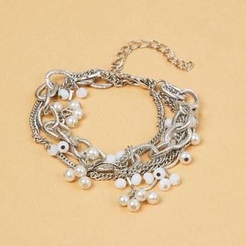 MAX Pearl Embellished Bracelet