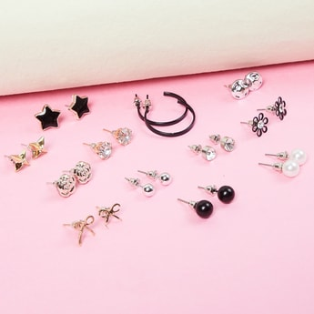 MAX Embellished Studs- Pack of 12
