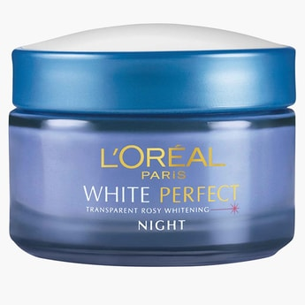L'OREAL White Perfect Night Cream Moisturiser