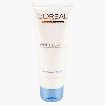 L'OREAL White Perfect Scrub