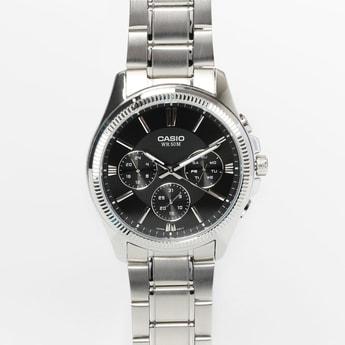 CASIO Enticer Men Multifunctional Watch - MTP-1375D-1AVDF (A836)