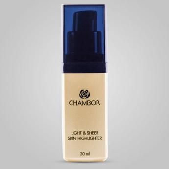 CHAMBOR Light And Sheer Skin Highlighter