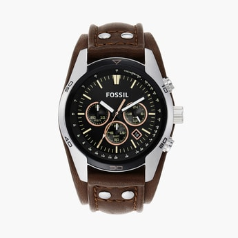 FOSSIL Coachman Men Water-Resistant Chronograph Watch - CH2891I