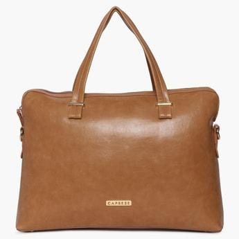 CAPRESE Textured Tote Bag