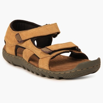 WOODLAND Velcro Closure Sandals