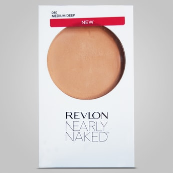REVLON Nearly Naked Pressed Powder Compact