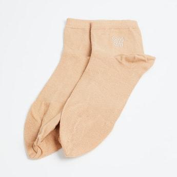 GINGER Women Solid Socks