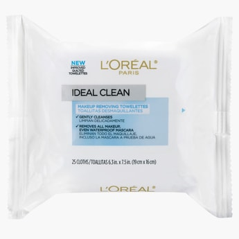 L'OREAL Skin Make Up Removing Towelettes Nuetral Cleanser