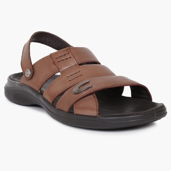 WOODLAND Strappy Casual Sandals