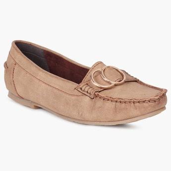 INC.5 Moc-Toe Loafers