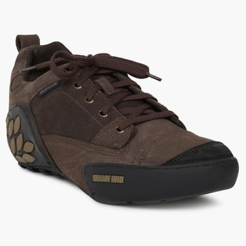 WOODLAND Lace-up Sturdy Shoes
