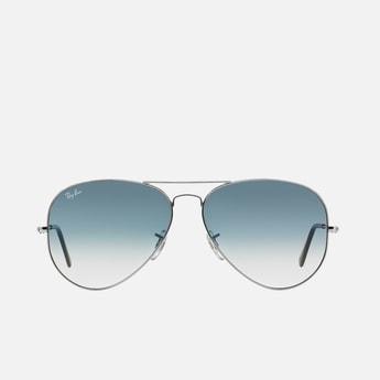 RAY-BAN Men UV-Protected Aviator Sunglasses - 0RB3025I-003-3F-55